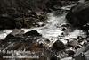 White water cascading down Tenaya Creek a bit below Mirror Lake. (3/29/2010, Yosemite NP)