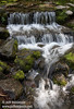 The mini water falls and cascades of Fern Spring. (5/15/2010, Yosemite NP)<br /> EF-S17-85mm f/4-5.6 IS USM @ 26mm f6.3 1/15s ISO200