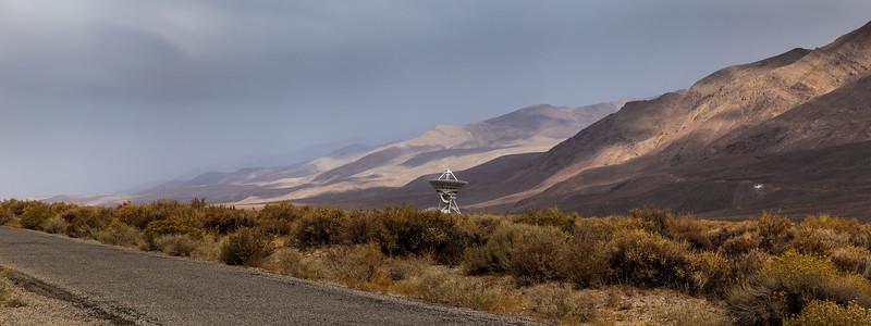 Radio Telescope, Owens Valley