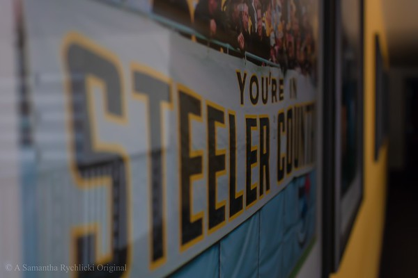 You're in Steeler Country
