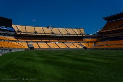 Heinz Field: Home of the Steelers