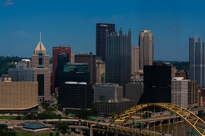 The City of Pittsburgh Through the Incline