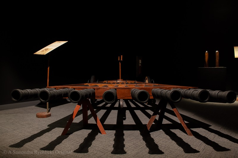 DaVinci's Cannons