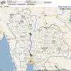 Thailand 0941a Pitsanulok (3 Stops)