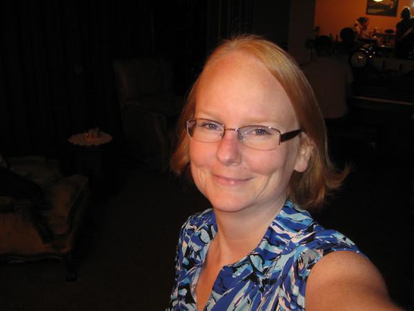 Me, July 20, 2012