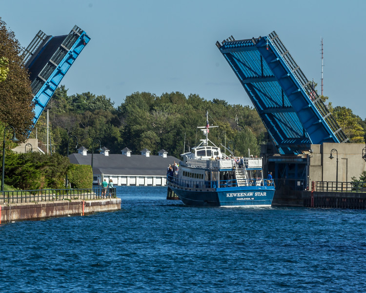 Charlevoix Harbor
