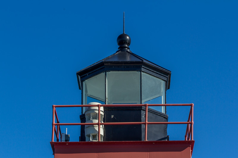 Charlevoix Lighthouse, Charlevoix, MI
