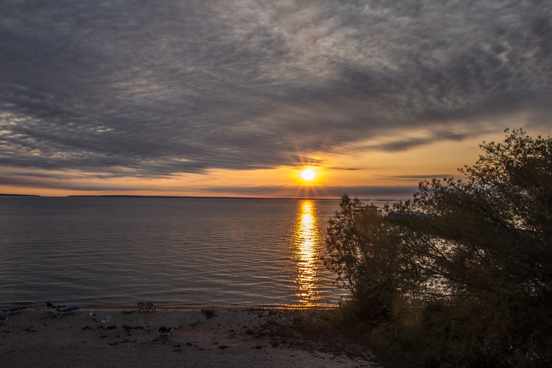 Mackinaw City Sunrise