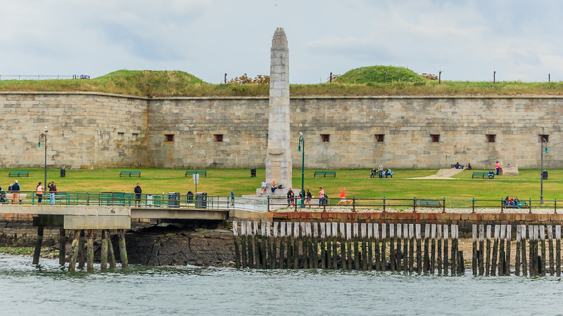 Fort Independence, Castle Island, MA