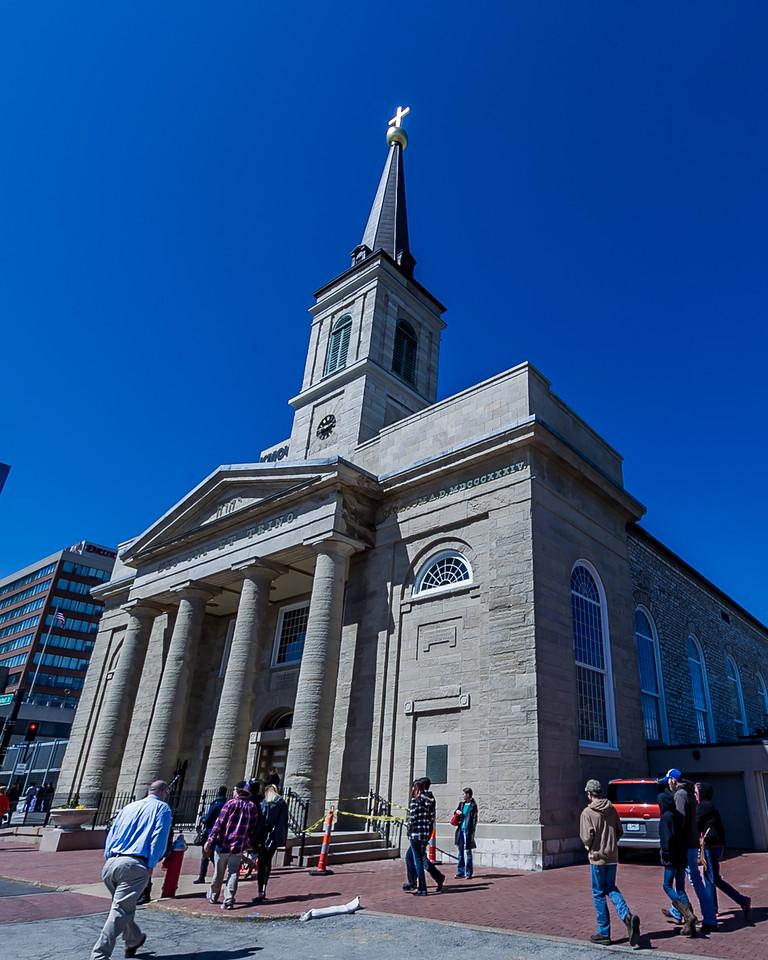 The Basilica of Saint Louis