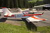 F-BOPA SAN Jodel D.140R Abeille c/n 522 Megeve/LFHM/MVV 04-07-08