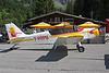 F-PRPM Jodel D.140R Abeille c/n 400 Megeve/LFHM/MVV 04-07-08