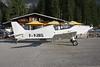 F-PJMG Jodel D.140E Mousquetaire c/n 491 Megeve/LFHM/MVV 04-07-08