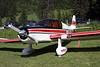 F-BMBM SAN Jodel D.140C Mousquetaire c/n 129 Megeve/LFHM/MVV 04-07-08