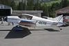 F-BERB SAN Jodel D.140 Mousquetaire c/n 33 Megeve/LFHM/MVV 04-07-08