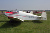 F-BHCR Jodel D.112 c/n 206 Beaune/LFGF/XBV 17-04-10