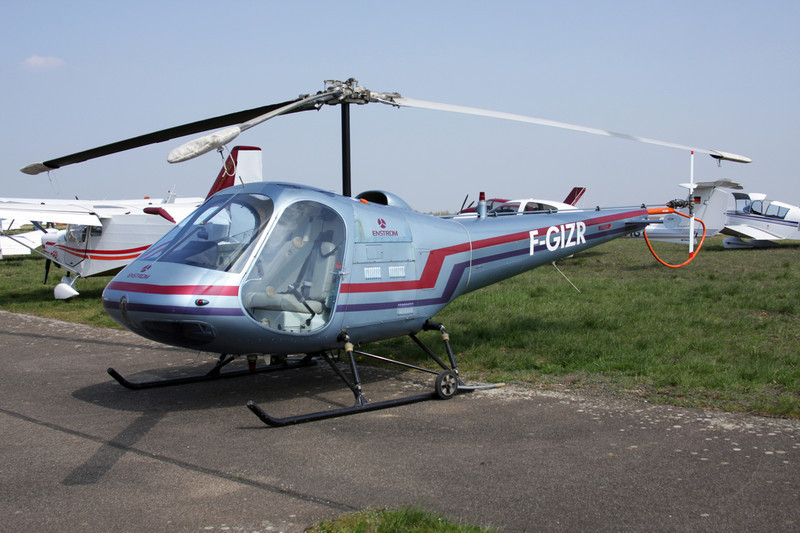 F-GIZR Enstrom F28A c/n 223 Beaune/LFGF/XBV 17-04-10
