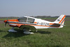 F-BTZM Robin DR.400-180 Regent c/n 768 Beaune/LFGF/XBV 17-04-10