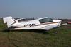 F-PDAN Jodel Delmontez-Hugueny DH.251 c/n 05 Beaune/LFGF/XBV 17-04-10