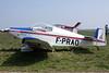 F-PRAO Jodel D.18 c/n 315 Beaune/LFGF/XBV 17-04-10