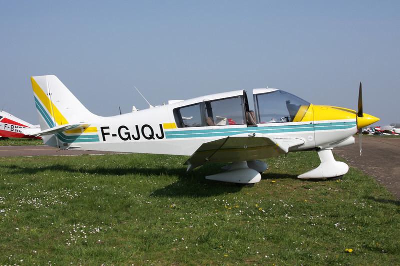 F-GJQJ Robin DR.400-180 Regent c/n 1967 Beaune/LFGF/XBV 17-04-10