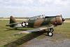 F-AZAU (115113) North American T-6G Texan c/n 182-800 Abbeville/LFOI 31-08-19