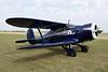 F-AZJP Beech D17S Staggerwing c/n 6738 Abbeville/LFOI 31-08-19