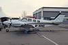 M-NINE Beech G58 Baron c/n TH-2204 Friedrichshafen/EDNY/FDH 20-04-12