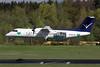 """OE-LIA de Havilland Canada DHC-8Q-314 """"Intersky"""" c/n 505 Friedrichshafen/EDNY/FDH 20-04-12 """"Steiermark"""""""