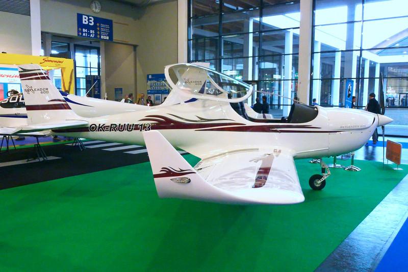 OK-RUU 13 Jihlavan Airplanes KP-5 Skyleader 600 c/n unknown Friedrichshafen/EDNY/FDH 20-04-12