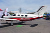 SP-KOB Piper PA-46-350P Malibu Mirage c/n 4636395 Friedrichshafen/EDNY/FDH 19-04-12