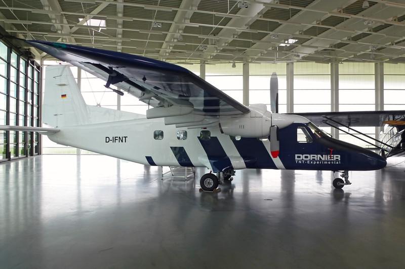 D-IFNT Dornier Do.28E TNT c/n 4660 Friedrichshafen/EDNY/FDH 20-04-12