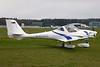 D-EDGS Aquila A.210 c/n 102 Friedrichshafen/EDNY/FDH 20-04-12