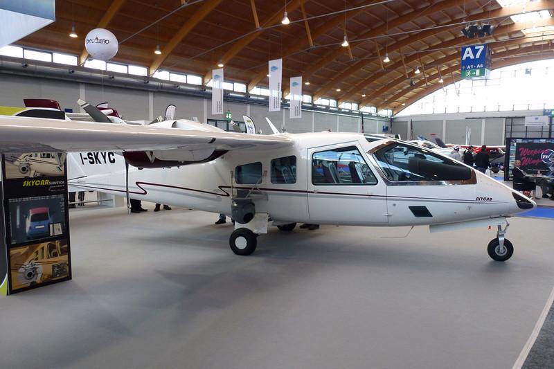 I-SKYC OMA SUD Skycar c/n 01 Friedrichshafen/EDNY/FDH 19-04-12