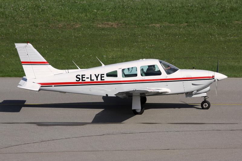 SE-LYE Piper PA-28R-201T Turbo Arrow III c/n 28R-7803013 Friedrichshafen/EDNY/FDH 20-04-12