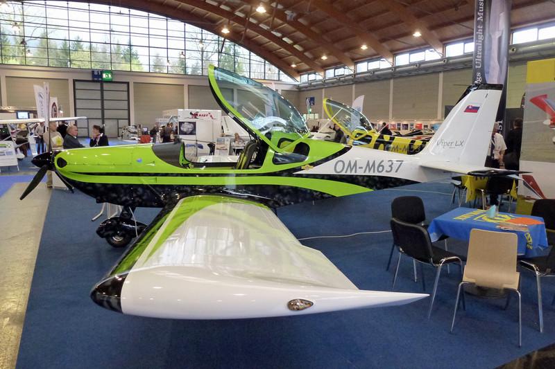 OM-M637 Tomark Aero SD-4 Viper c/n 0035 Friedrichshafen/EDNY/FDH 20-04-12