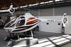 3A-MIS Guimbal G-2 Cabri c/n 1008 Friedrichshafen/EDNY/FDH 19-04-12