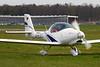 D-EQCC Aquila A.210 c/n 218 Friedrichshafen/EDNY/FDH 20-04-12