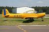 D-EGIT (AS+411) Piaggio P-149D c/n 260 Spa-La Sauveniere/EBSP 04-08-07