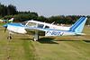 F-BUTJ Piper PA-28R-200 Cherokee Arrow II c/n 28R-7335406 Spa-La Sauveniere/EBSP 04-08-07