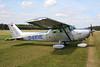 D-EEVE Cessna 172M c/n 172-66168 Spa-La Sauveniere/EBSP 03-08-07