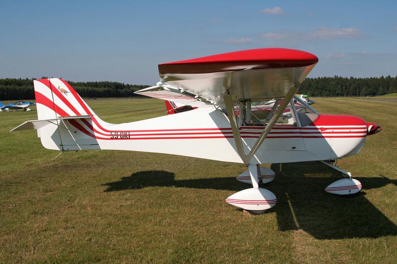 59-CKI Aeropro Eurofox c/n AT9717 Spa-La Sauveniere/EBSP 04-08-07