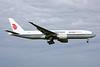B-2097 Boeing 777-FFT c/n 44680 Amsterdam/EHAM/AMS 21-06-14