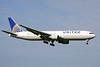 N648UA Boeing 767-322ER c/n 25285 Amsterdam/EHAM/AMS 21-06-14