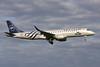 "PH-EZX Embraer ERJ-190-100LR c/n 19000545 Amsterdam/EHAM/AMS 21-06-14 ""Skyteam"""