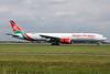 """5Y-KZY Boeing 777-36NER """"Kenya Airways"""" c/n 41819 Amsterdam/EHAM/AMS 21-06-14"""
