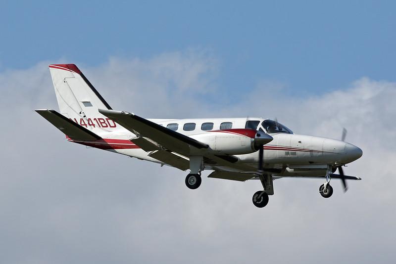 N441BD Cessna 441 Conquest II c/n 441-0086 Anchorage-International/PANC/ANC 07-08-19