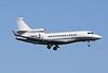 N8000E Dassault Falcon 7X c/n 25 Anchorage-International/PANC/ANC 09-08-19