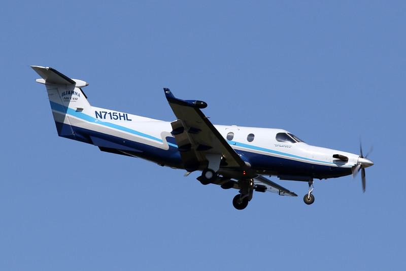 N715HL Pilatus PC-12-45 c/n 292 Anchorage-International/PANC/ANC 07-08-19