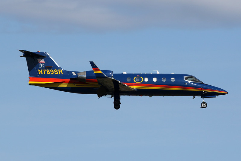 N789SR Learjet 31A c/n 31-083 Anchorage-International/PANC/ANC 07-08-19